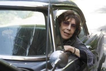 """Grandma"" (2015) written and directed by Paul Weitz. Lily Tomlin as Elle Photo by Glen Wilson, Courtesy of Sony Pictures Classics -- 04grandma"